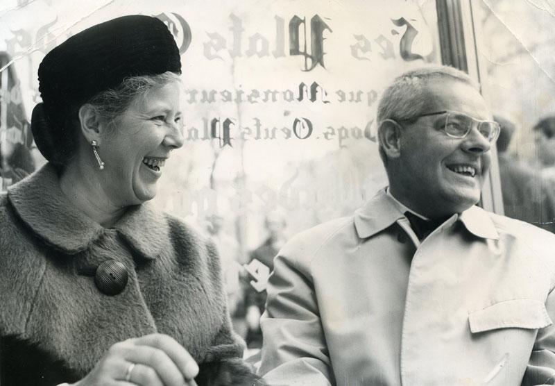 Dirk Tol en zijn vrouw Cornelia Tol-Breugem